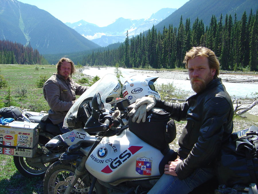 Long Way Round « Charley Boorman