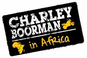 Charley in Africa